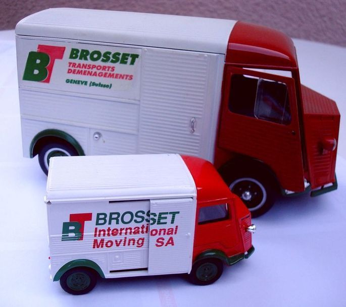 000 Citroen Hy Tub   Brosset International Sa   Geneve