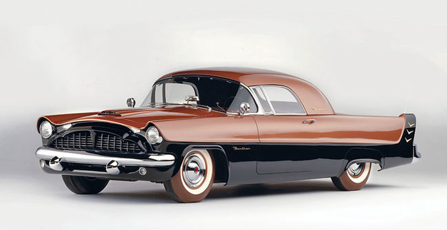 1954 Packard Panther Was Designed By Richard Teague (1923 1991),