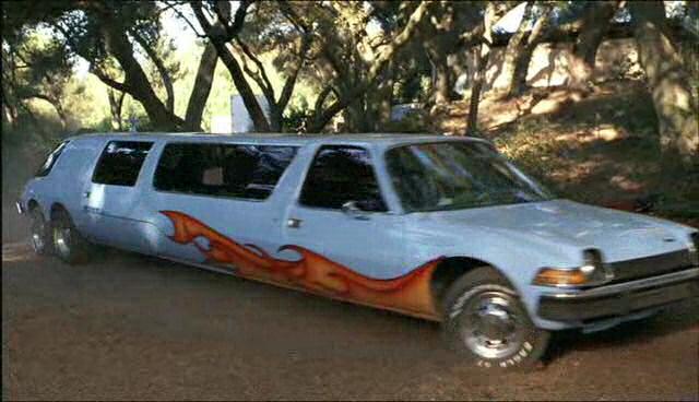 Amc Pacer Limousine(Usa) 0292 305