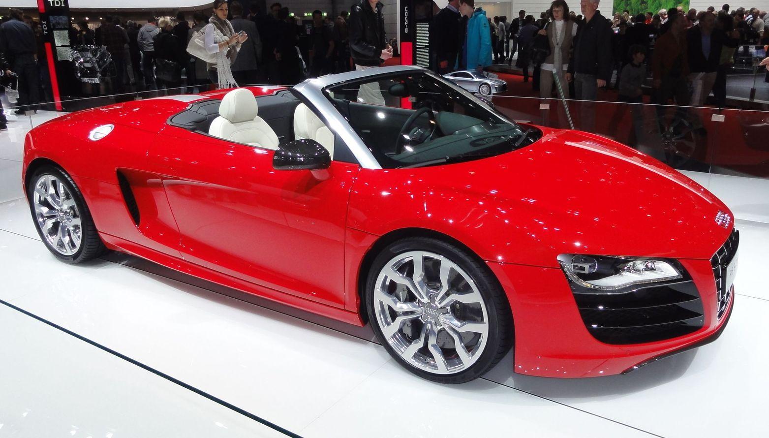Autoalmanach les marques audi germany site officiel for Salon automobile allemagne