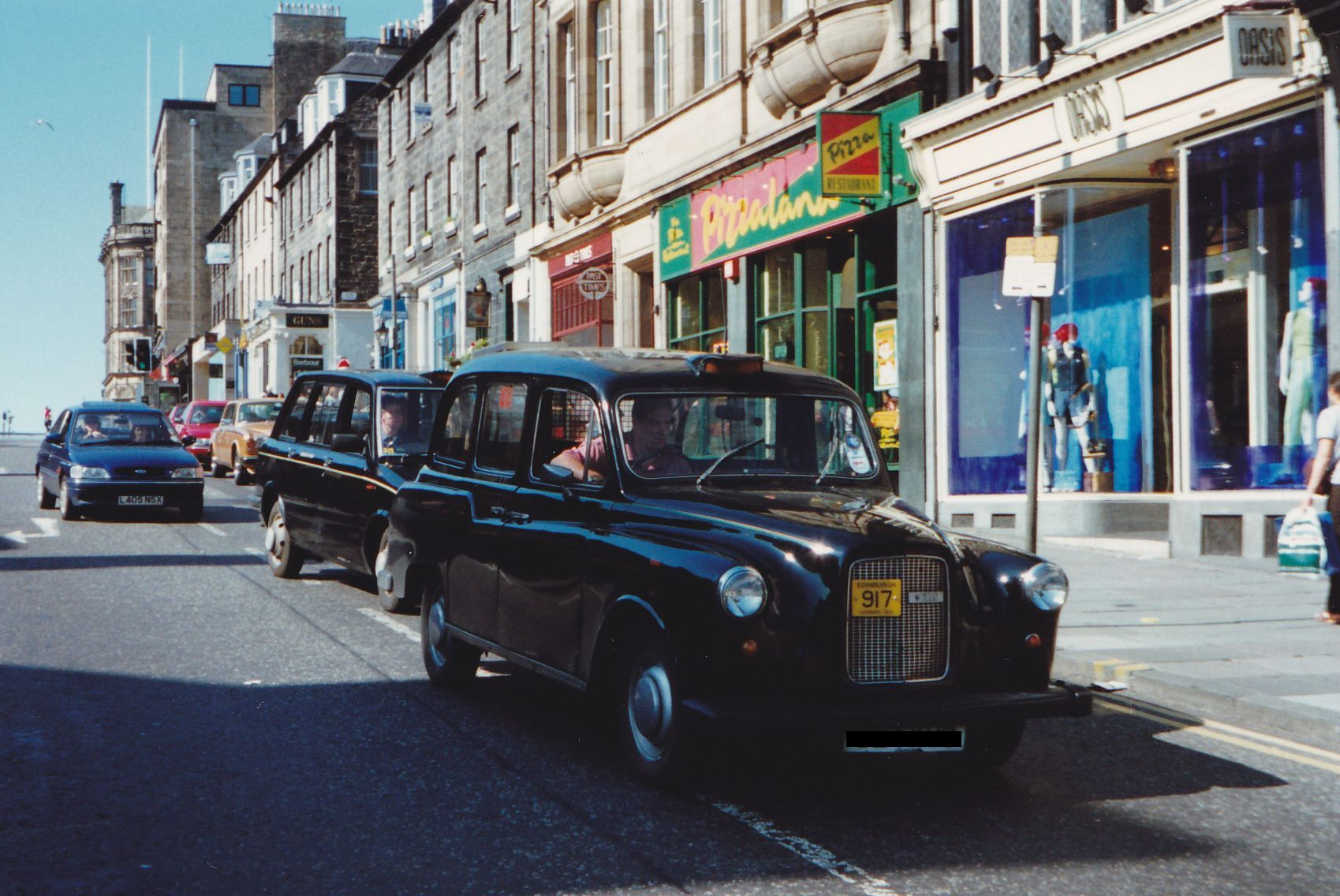 Austin Fx 100 Carbodies London Taxi 0006