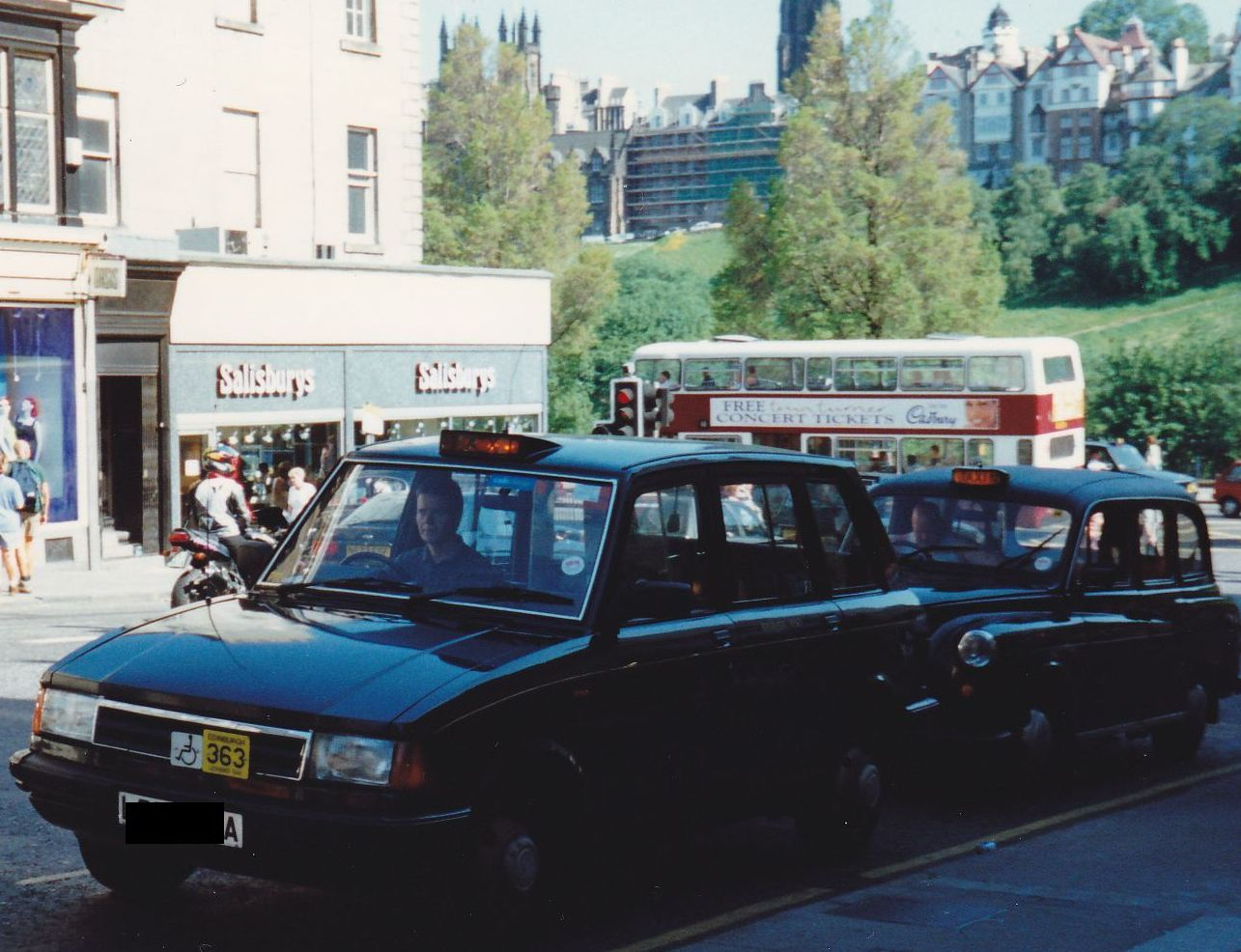 Austin Fx 100 Carbodies London Taxi 0007