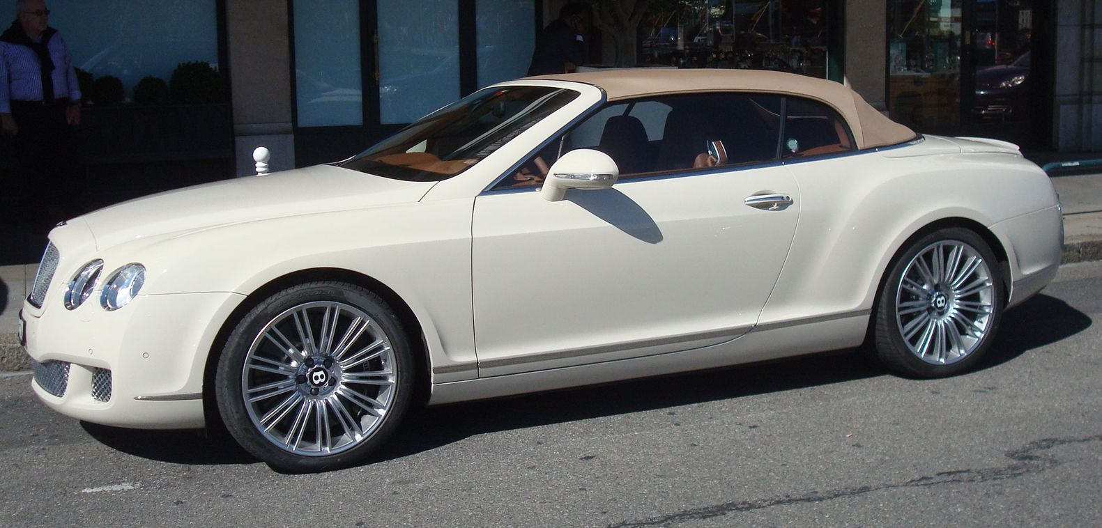 Bentley Cabriolet Uk 2009 Voiture De Luxe Limousine