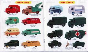 Catalogue Dinky Toys Gb 1957