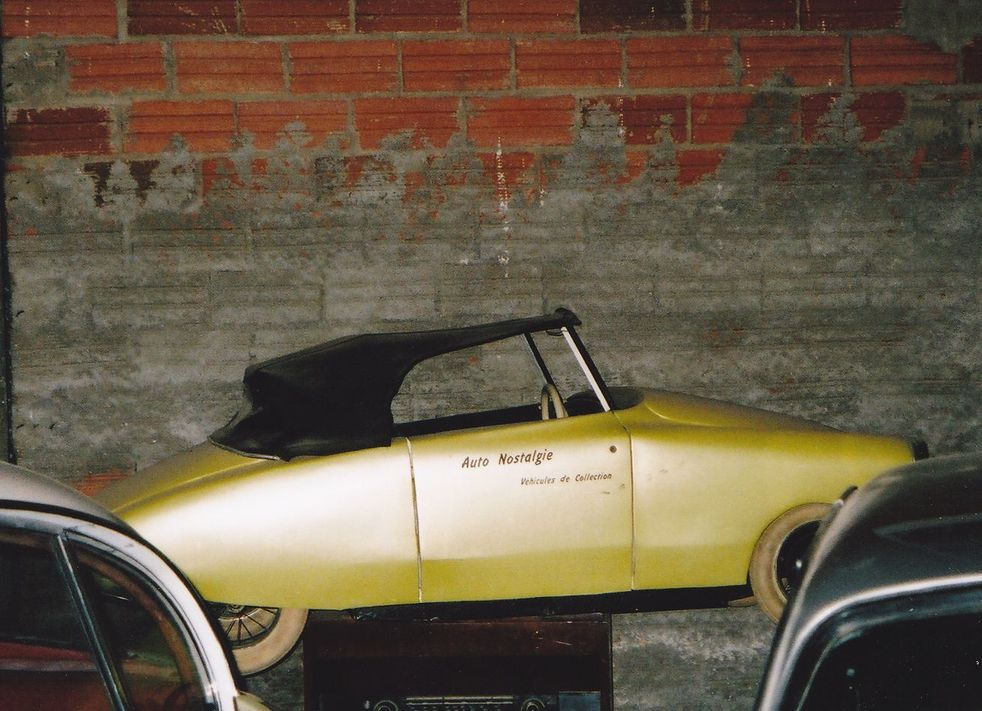 citro n ds19 1959 trapauto voiture p dales pedal car citro n toys pinterest cars. Black Bedroom Furniture Sets. Home Design Ideas