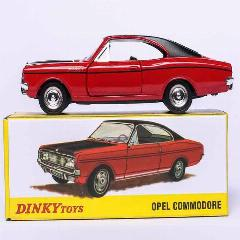 Dinky Toys Atlas (chine)   1420   Opel Commodore Coupe