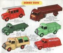 Dinky Toys Catalogue