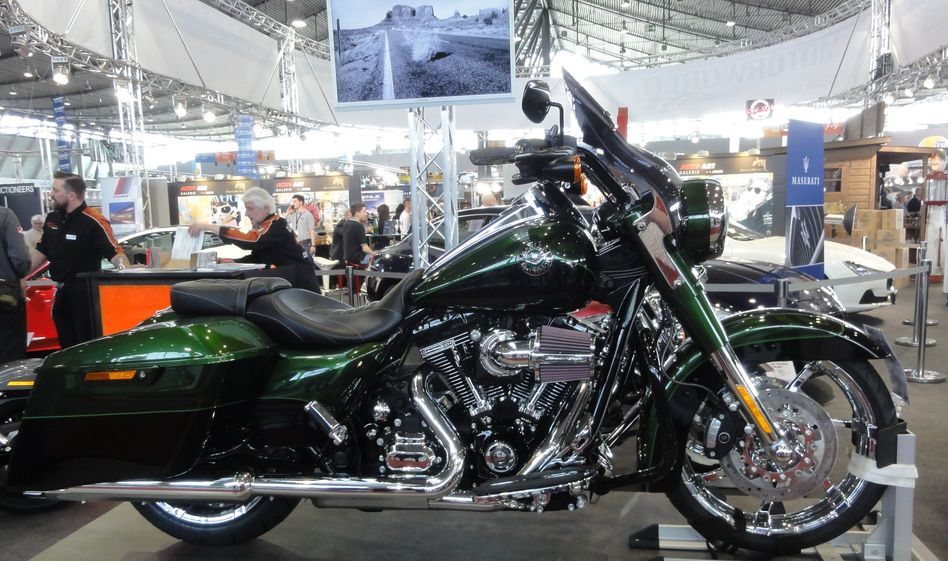 Autoalmanach Les Marques Harley Davidson Usa Site