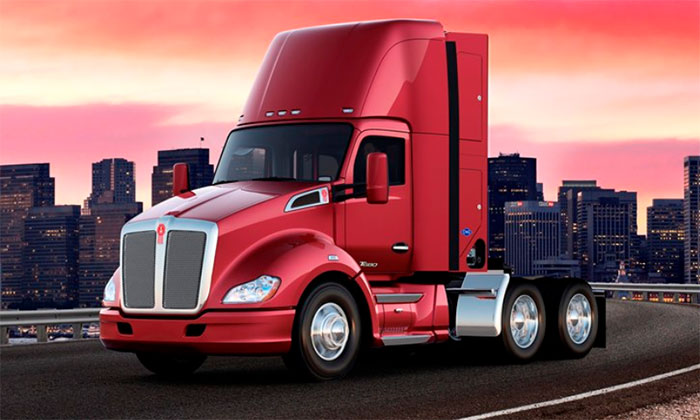 Kenworth Va Developper Un Camion Hybride Au Gaz Naturel