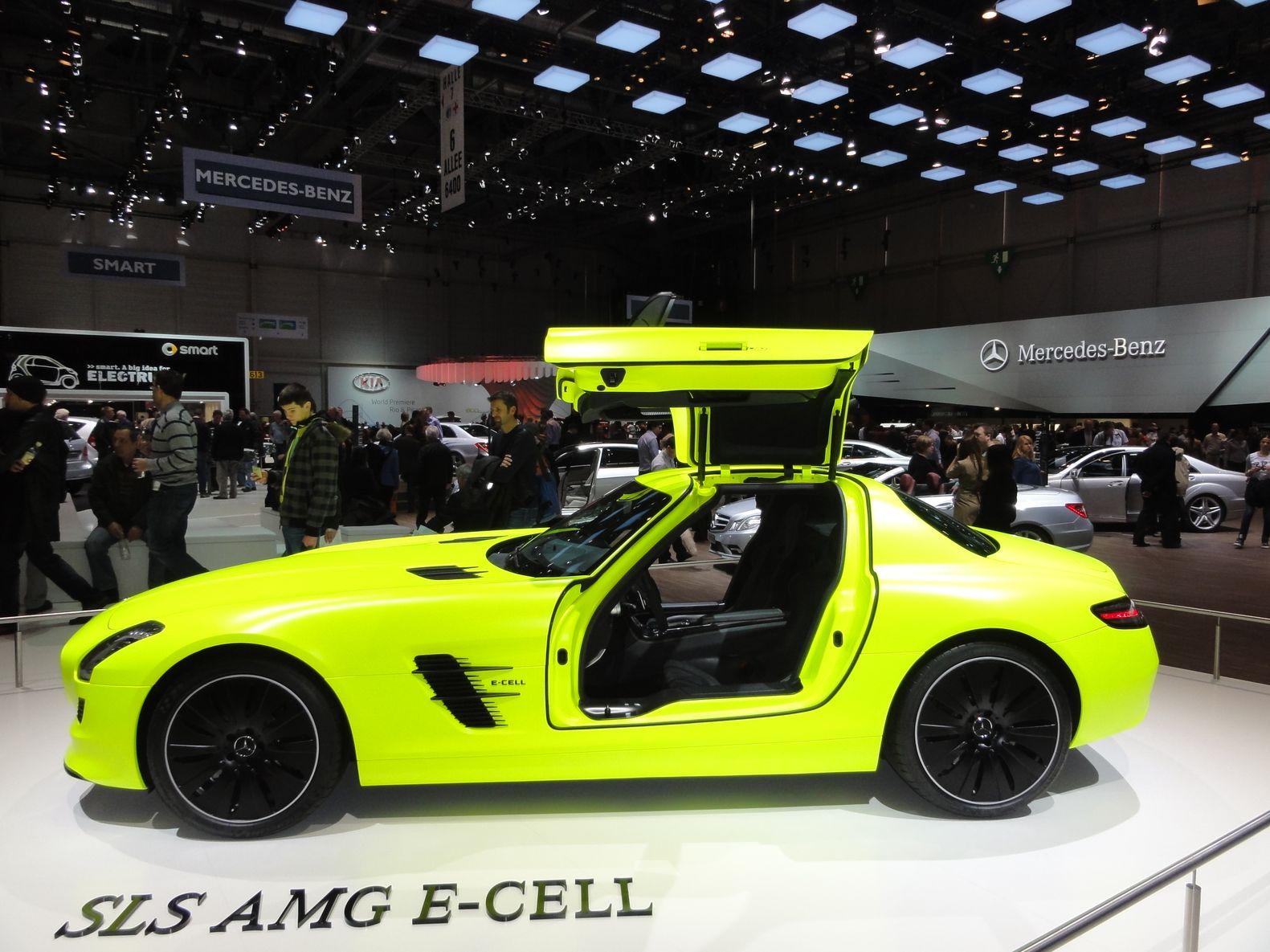 Autoalmanach les marques mercedes benz automobiles pkw for Salon automobile allemagne
