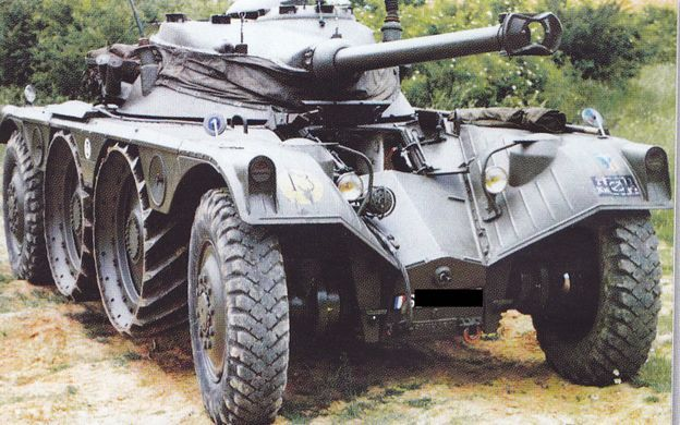 panhard ebr 12 cyl 1950 france militaire arm es v hicule militaire panhard general. Black Bedroom Furniture Sets. Home Design Ideas