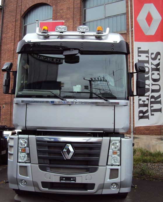 Renault Truck Magnum(france) Ae