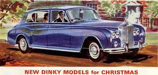 Rolls Royce   New Dinky Model For Christmas   Dinky Toys   Gb