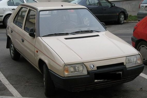 Skoda Favorit 136 L (ck)
