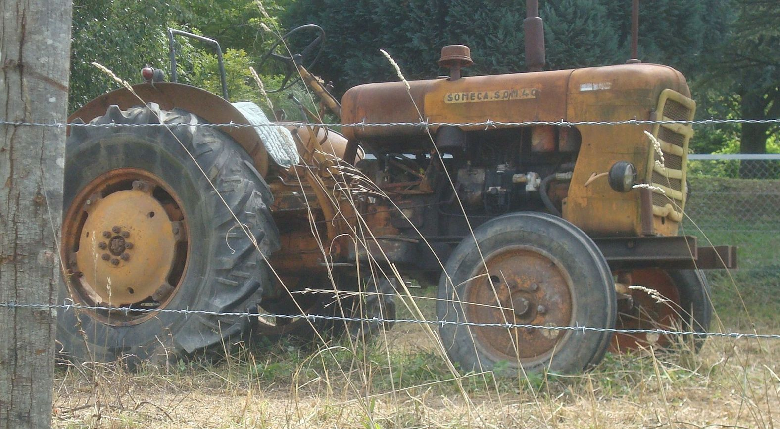 Someca Tracteur (france)